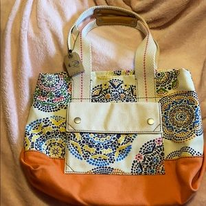 Fossil purse NWT floral
